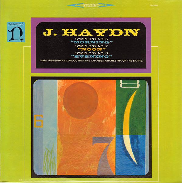 Haydn - Karl Ristenpart Symphony No. 6
