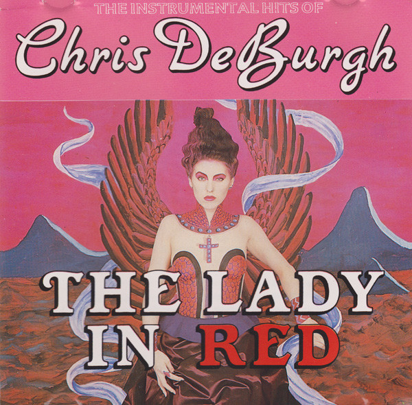 Laza Ristovski The Instrumental Hits Of Chris De Burgh - The Lady In Red CD