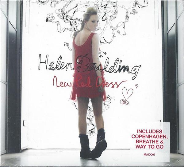 Boulding, Helen New Red Dress CD