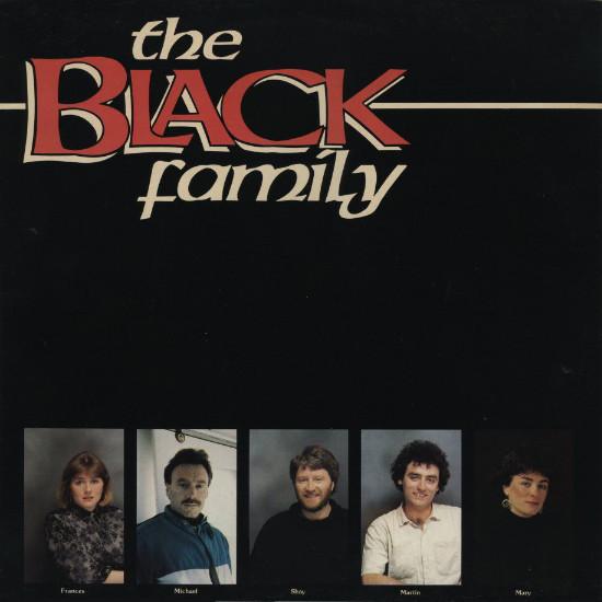 The Black Family The Black Family