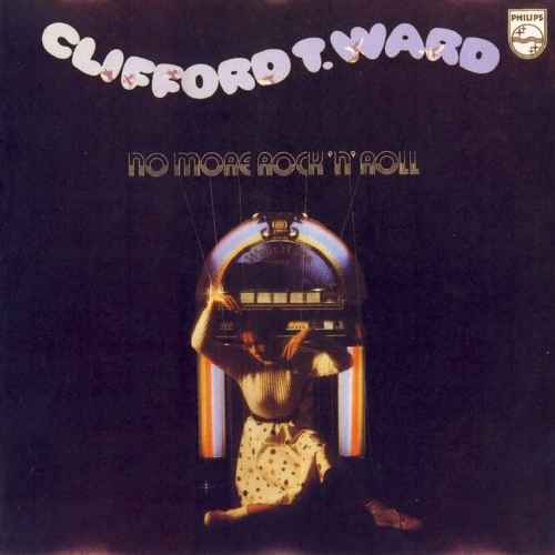 Ward, Clifford T. No More Rock 'N' Roll Vinyl
