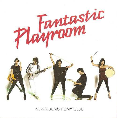 Fantastic Playroom New Young Pony Club CD
