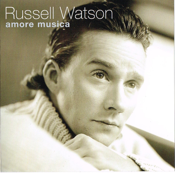 Watson, Russell Amore Musica Vinyl