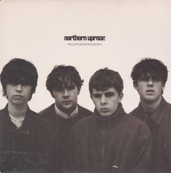 Northern Uproar Rollercoaster Vinyl
