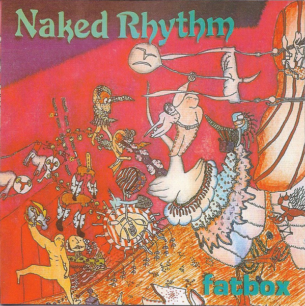 Naked Rhythm Fatbox CD