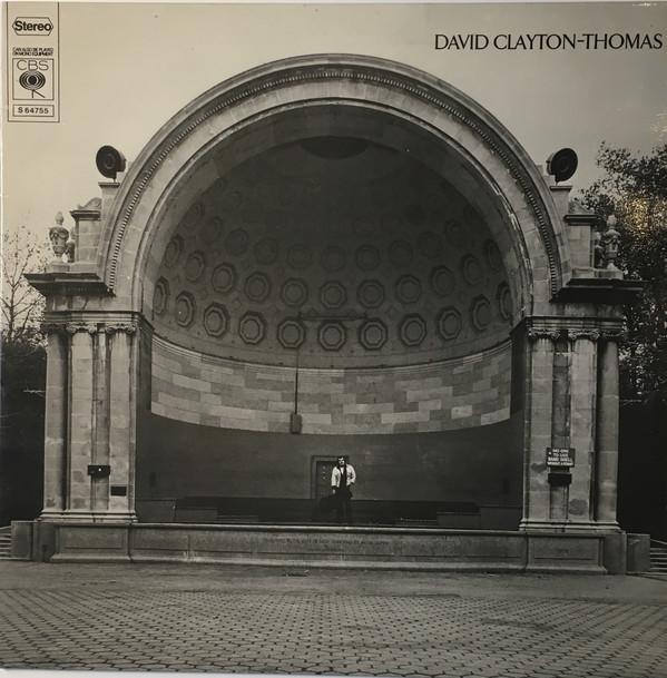 David Clayton-Thomas David Clayton-Thomas Vinyl