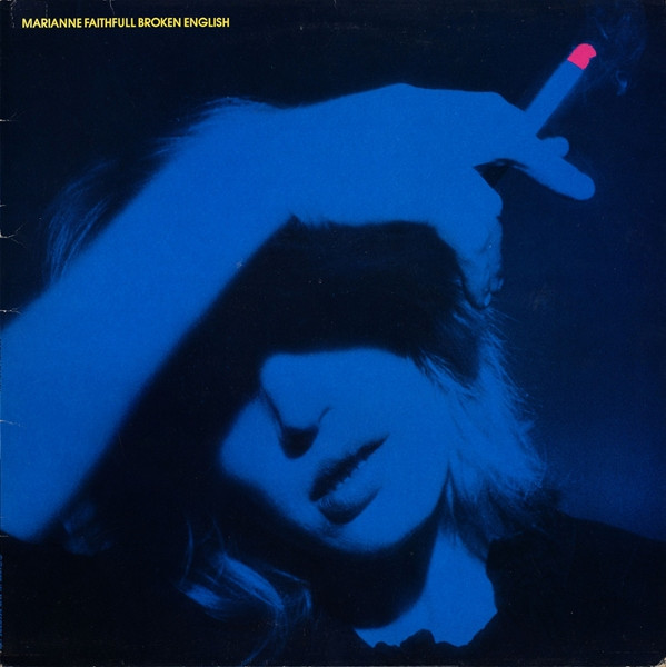 Marianne Faithfull Broken English Vinyl