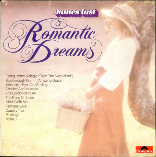 Last, James Romantic Dreams Vinyl