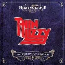 Thin Lizzy High Voltage Recorded Live - July 23rd 2011