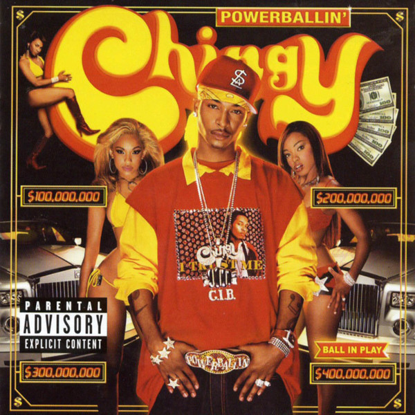 Chingy Powerballin Vinyl