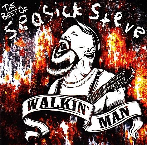 Seasick Steve Walkin' Man - The Best Of Seasick Steve Vinyl