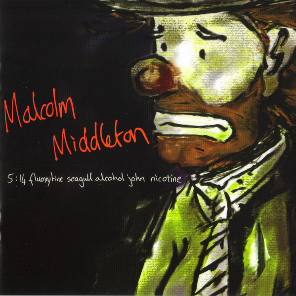 Middleton Malcolm Five Fourteen - Fluoxytime Seagull Alcohol Join Nicotine
