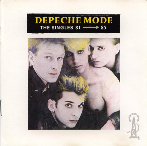 Depeche Mode The Singles 81>85
