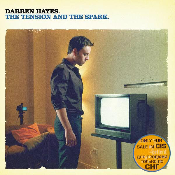 Hayes, Darren The Tension And The Spark CD