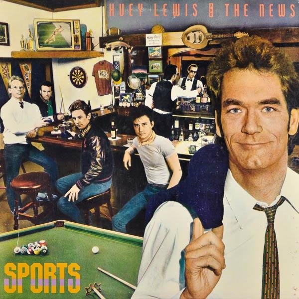Lewis, Huey & The News Sports