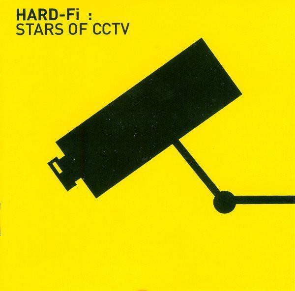 Hard-Fi Stars of CCTV Vinyl