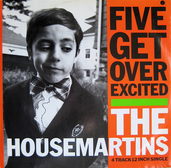 The Housemartins Five Get Over Excited Vinyl