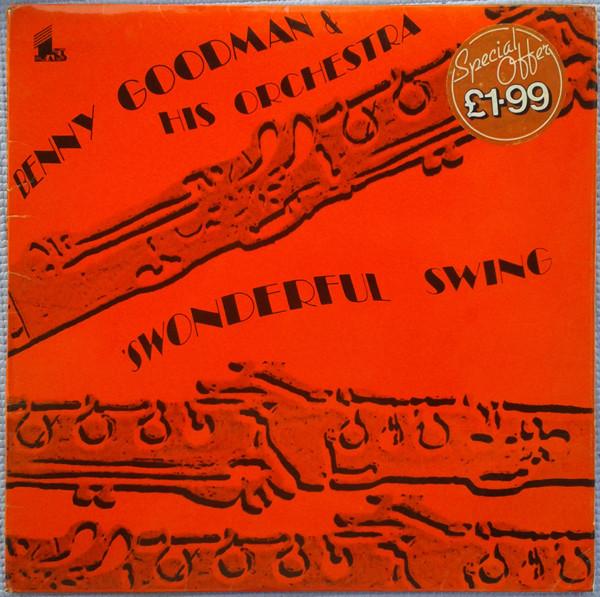 Goodman, Benny 'Swonderful Swing Vinyl
