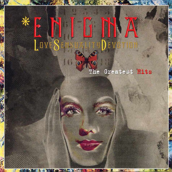 Enigma Love Sensuality Devotion - The Greatest Hits