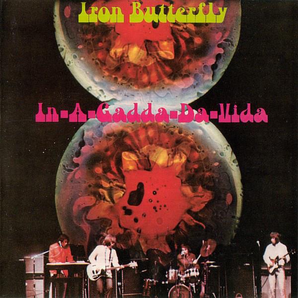 Iron Butterfly In-A-Gadda-Da-Vida
