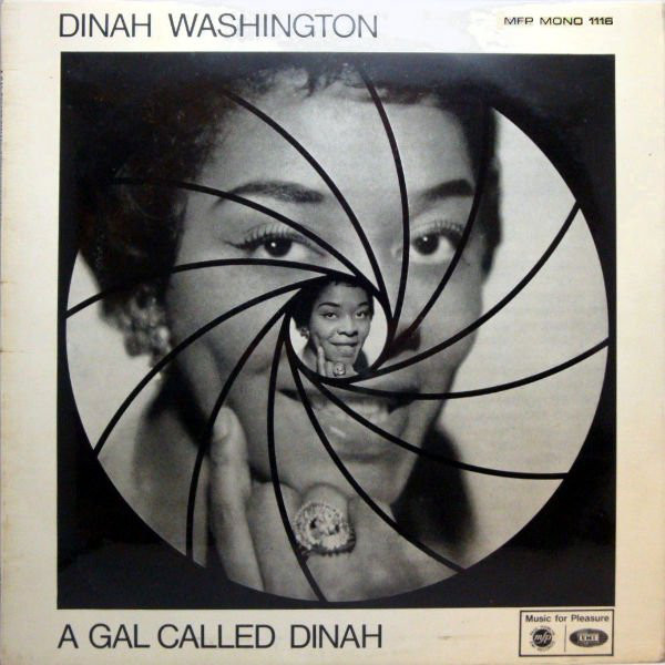 Dinah Washington A Gal Called Dinah