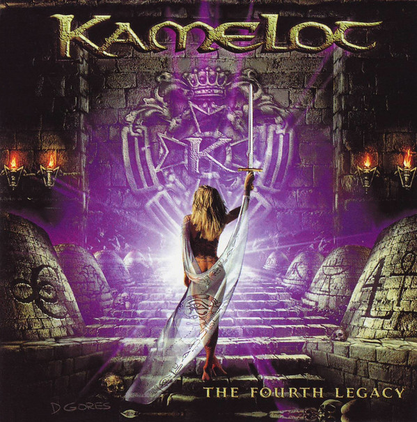 Kamelot The Fourth Legacy