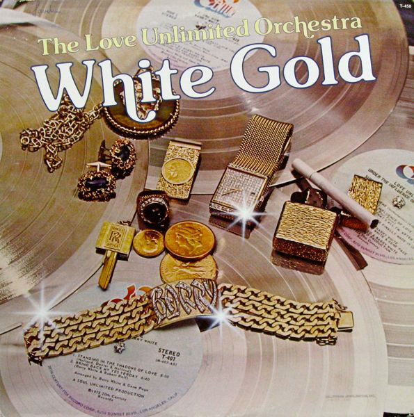 The Love Unlimited Orchestra White Gold