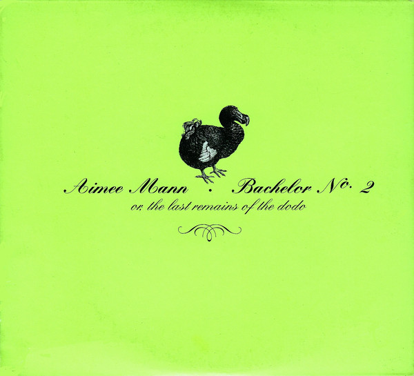 Mann, Aimee Bachelor No.2 (or the last remains of the dodo) Vinyl