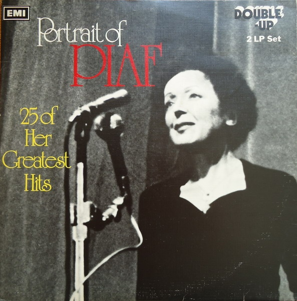 Piaf, Edith   Portrait Of Piaf - 25 Of Her Greatest Hits