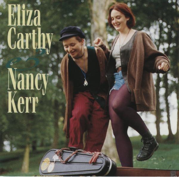 Eliza Carthy & Nancy Kerr Eliza Carthy & Nancy Kerr CD
