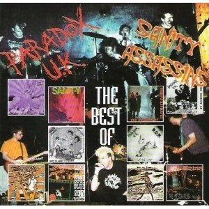 Paradox U.K. / Sanity Assassins The Best Of CD
