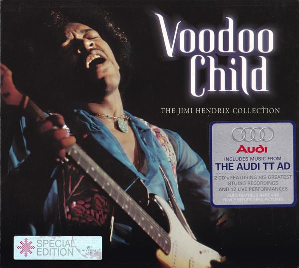 Hendrix, Jimi Voodoo Child - The Jimi Hendrix Collection