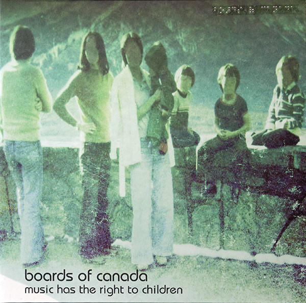 Boards Of Canada Music Has The Right To Children Vinyl