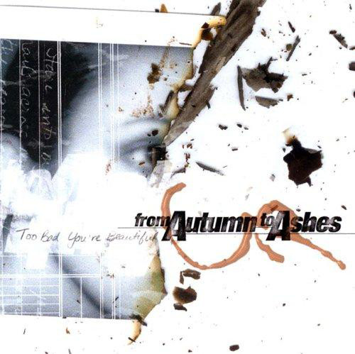 From Autumn To Ashes Too Bad You're Beautiful Vinyl