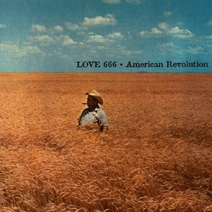 Love Six Six Six American Revolution