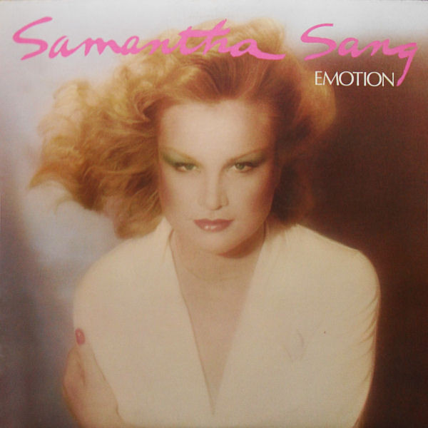 Sang, Samantha Emotion Vinyl
