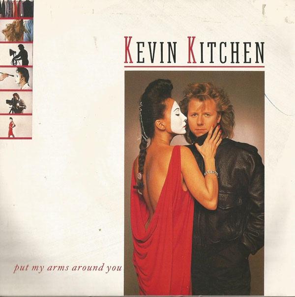 Kitchen, Kevin Put My Arms Around You Vinyl