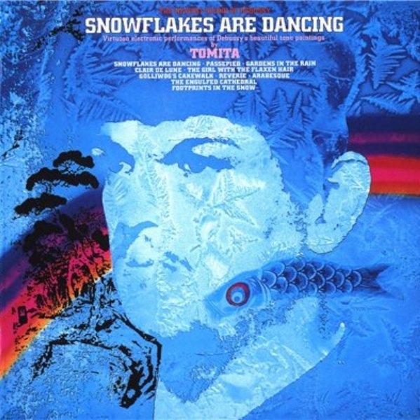 Tomita Snowflakes Are Dancing Vinyl
