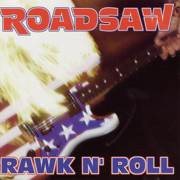 Roadsaw Rawk N' Roll Vinyl