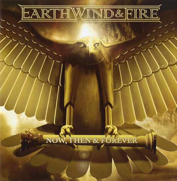 Earth, Wind & Fire Now, Then & Forever Vinyl
