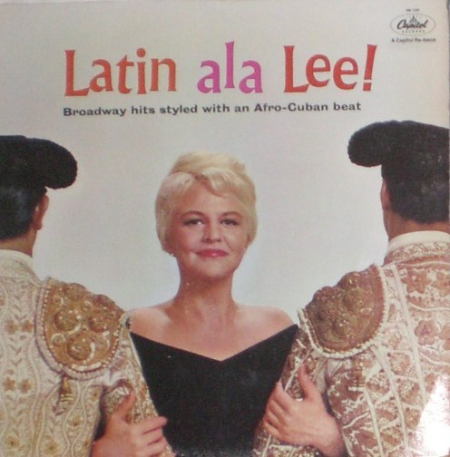 Lee, Peggy Latin Ala Lee! Vinyl