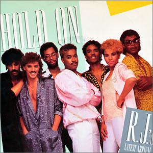 R.J.'s Latest Arrival Hold On / Hold On (The Conversation) Vinyl