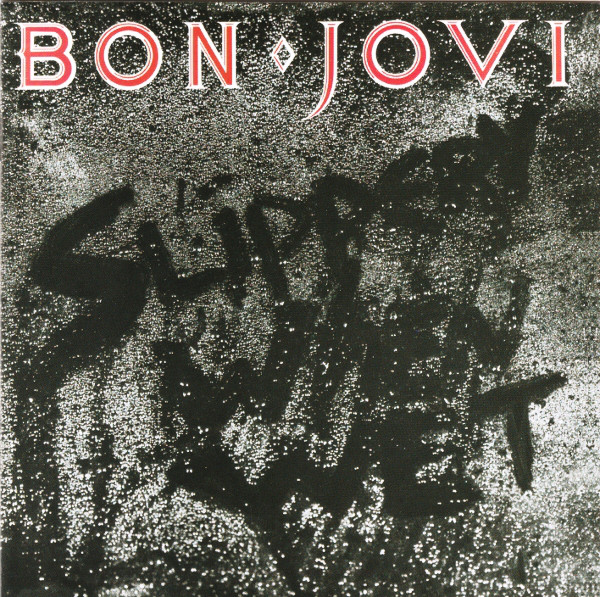 Bon Jovi Slippery When Wet - The Remasters