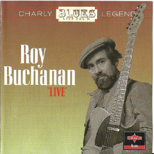 Buchanan, Roy Live