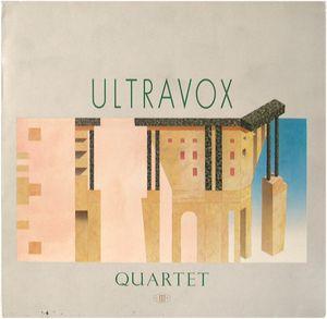 Ultravox Quartet Vinyl