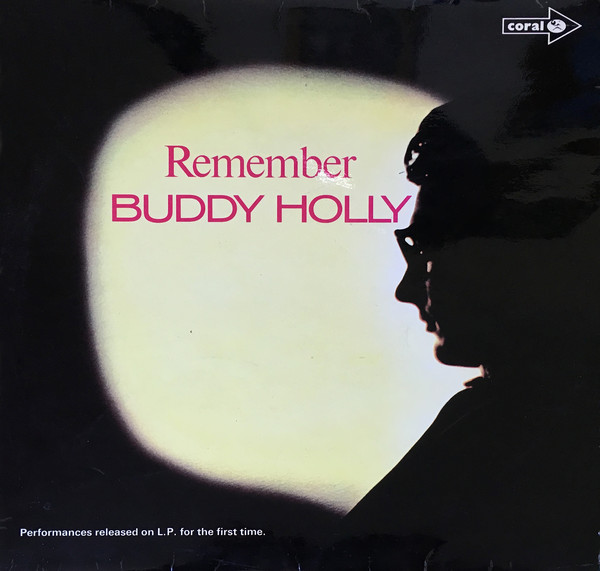 Holly, Buddy Remember Vinyl
