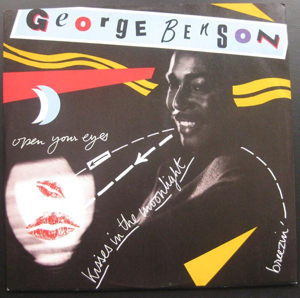 Benson, George Kisses In The Moonlight Vinyl