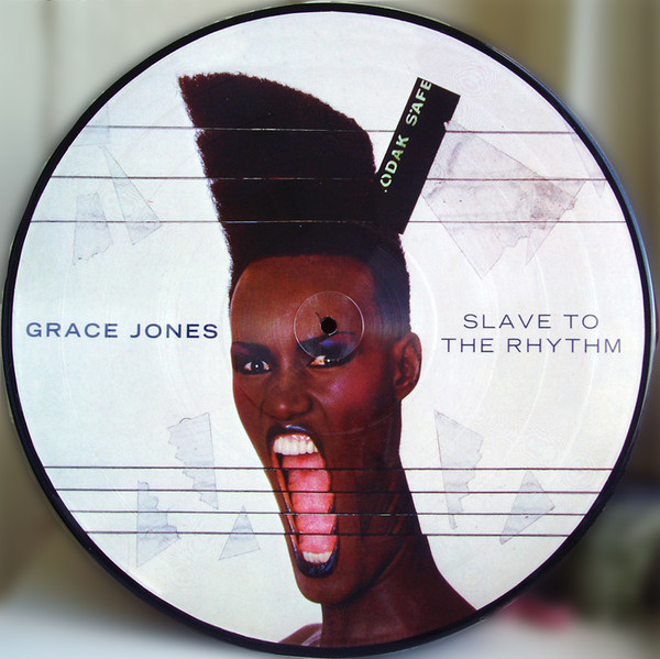 Jones, Grace Slave To The Rhythm