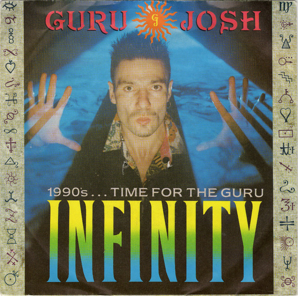 Guru Josh Infinity (1990's ... Time For The Guru)