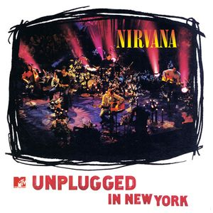 Nirvana MTV Unplugged In New York  Vinyl